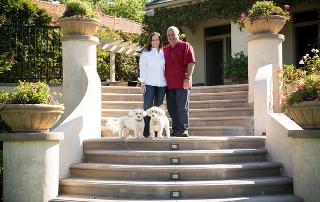 Rob Lerner Testimonials: The Garcias - Frankie and Jesse